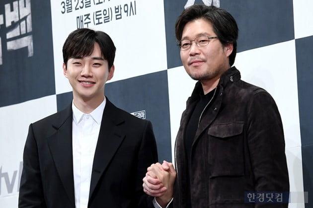 [포토] 준호-유재명, '믿고 보는 두 배우'