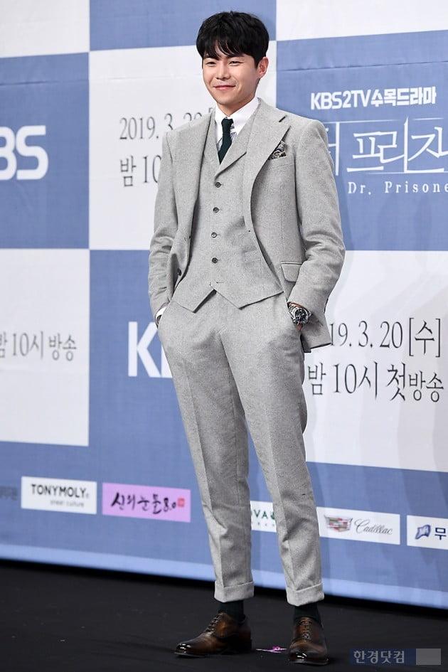 [포토] 박은석, '안하무인 재벌 2세 입니다'