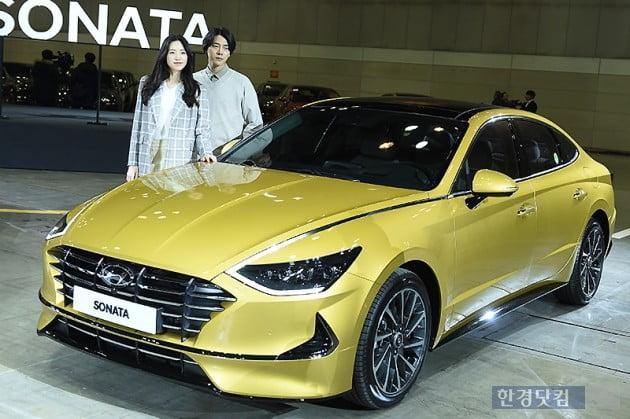 현대차, 오빠차 된 '신형 쏘나타' 판매 시작…2346만~3289만원