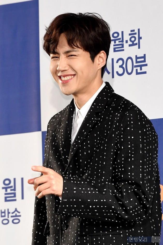 [포토] 김선호, '무장해제 미소'