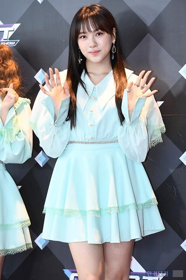 [포토] 공원소녀 소소, '단아한 미모 뽐내며~'