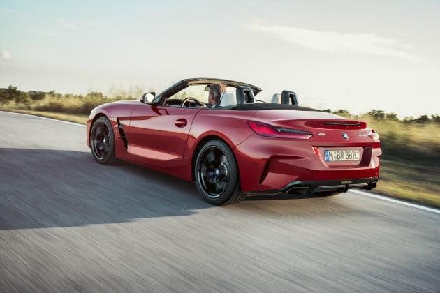 스포츠카인 BMW '신형 Z4' / 사진=BMW코리아