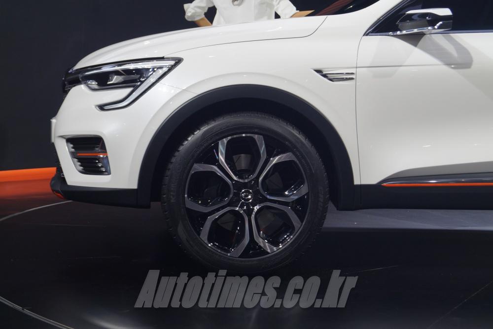 [2019 서울]대중을 위한 쿠페형 SUV, 르노삼성 XM3