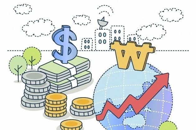 지난해 국내은행 해외점포 순이익 10억불 육박…이자이익 덕에 22% 증가 (사진=게티이미지뱅크)