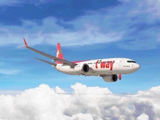 [종목썰쩐]보잉 737 MAX8 도입 지연되면…티웨이항공 '악영향'