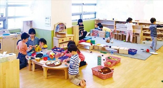 어린이집 (자료 한경DB)