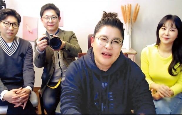 개그우먼 이영자가 최근 유튜브에 개설한 '이영자채널'.