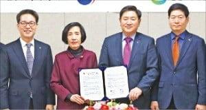 GS리테일-보훈처 독립운동 알리기 협약