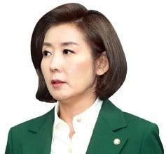 '취임 100일' 나경원 한국당 원내대표, 금수저서 '나다르크' 변신