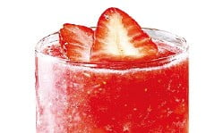 식품업계, 딸기에 반한 봄