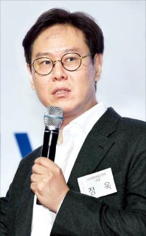 정욱 JYP엔터테인먼트 대표