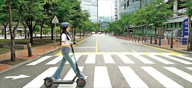 친환경 교통수단에 규제완화 기대감…'마이크로 모빌리티' 시장 뜬다