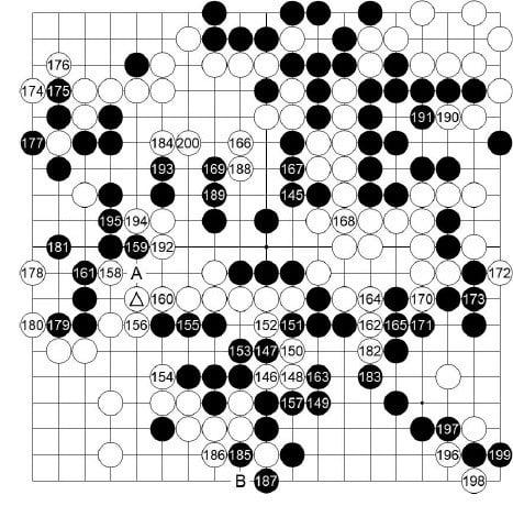 [제23기 하림배 여자국수전] 黑, 역전