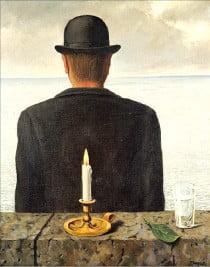 [그림이 있는 아침] 르네 마그리트 '세이렌의 노래'