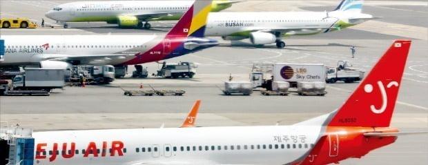 좁아지는 하늘길…국내 저비용항공사(LCC) 9곳으로 늘어