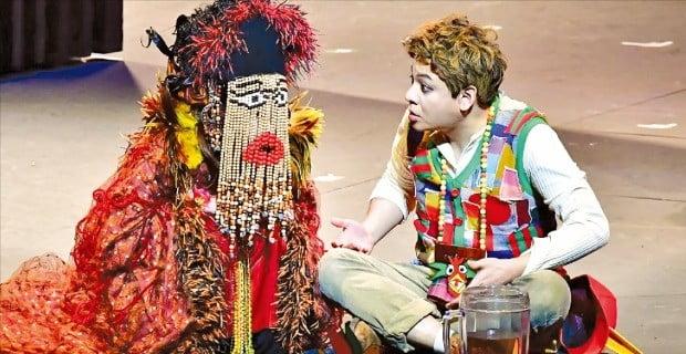 28~31일 서울 서초동 예술의전당 CJ토월극장에서 공연하는 국립오페라단의 '마술피리'.  /국립오페라단 제공