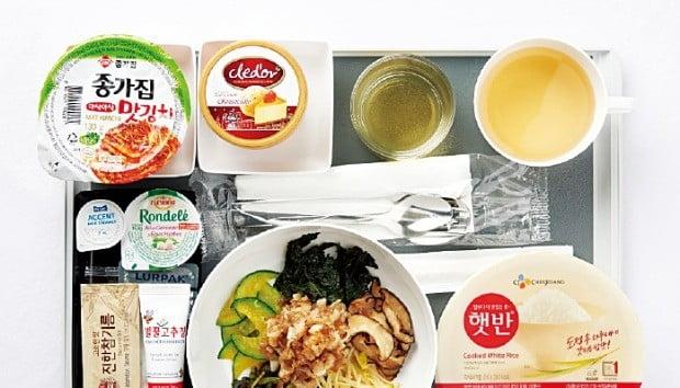 ⑤ 들기름 비빔밥.