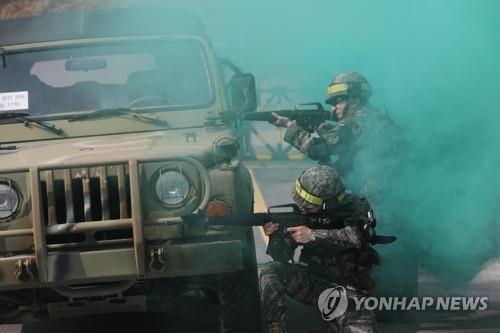 """육군 """"2022년까지 예비군 동원훈련비 9만1000원으로 인상추진"""""""