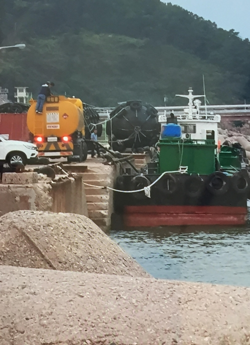 '미세먼지 주범' 해상 면세유, 보일러 연료로 불법 유통
