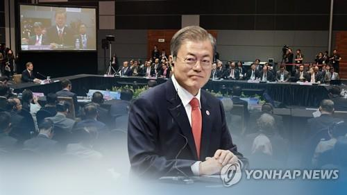 """문대통령, 모레 동남아 3국 순방길…""""新남방·평화지지 확산"""""""