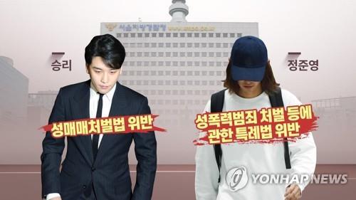 버닝썬 후폭풍에 아이돌 연쇄붕괴 조짐…한류 '적신호'
