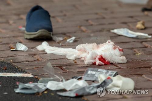 평화로웠던 금요예배 중 '총탄세례'…아비규환 속 '공포의 20분'