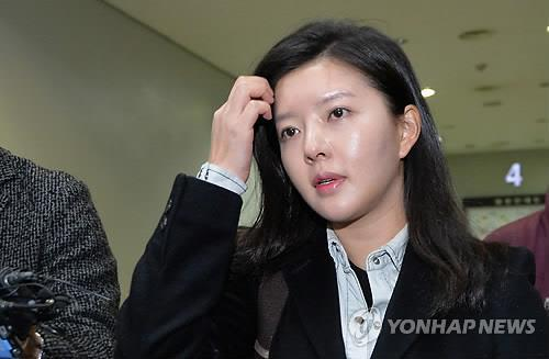 '블로거 명예훼손' 도도맘, 1심서 벌금 200만원