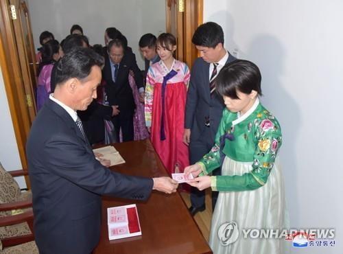 北, 내달 11일 최고인민회의 소집…2기 김정은 체제 출범