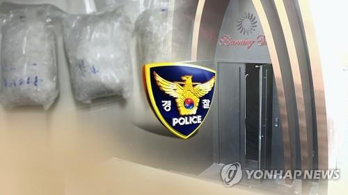 '마약·성범죄와 전면전' 한 달…강남클럽 등지에서 523명 검거