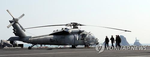 해상작전헬기 2차사업 경쟁입찰 결정…와일드캣-시호크 경합