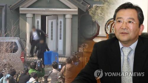 """""""김학의 지명 전 靑민정수석실도 자체조사…보고서 작성"""""""