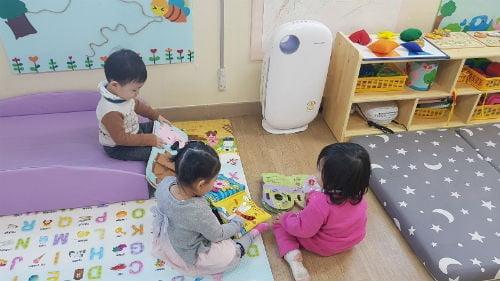 대전시, 공기청정기 미설치 어린이집에 3733대 보급