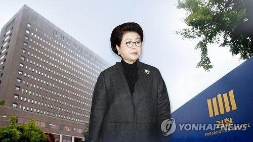 2심서 불붙은 MB-검찰 신경전…김윤옥 증인소환 두고 설전