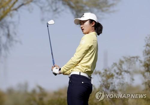 고진영, LPGA 투어 4타 차 역전승…통산 3승째