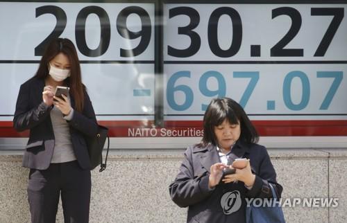 """글로벌 증시 휘청…경기공포 속 """"조정장 온다"""" 비관론"""
