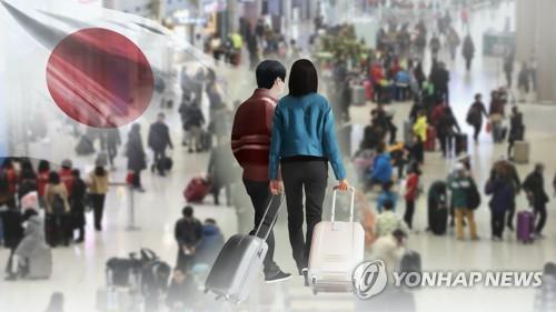 한일 갈등에도 관광은 '이상無'…일본인 입국자 33% 증가