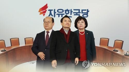 '윤리위원장 사퇴'…한국당 5·18 모독 징계심의 더 지연되나