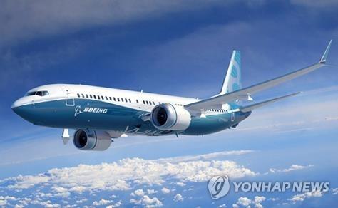 보잉, 737 맥스8 기종 '급강하 방지 시스템' 업그레이드 완료