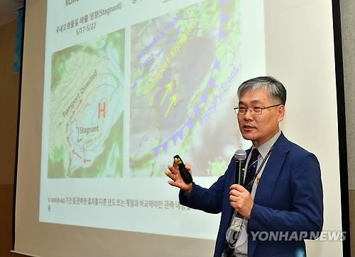 """""""미세먼지 이동경로 밝힌다""""…연구항공기 이달부터 운항"""