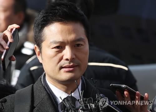 김태우, 내일 피고발인 신분 수원지검 3차 출석