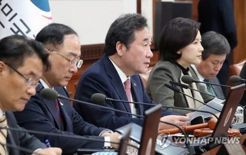 '1조389억원' 한미 방위비 분담금 협정안, 국무회의 의결