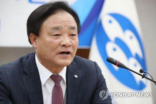 수협중앙회장 불법 선거 의혹…해경청, 낙선자도 수사