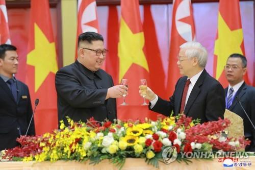 김정은의 '베트남 100시간'…북미협상 승부수에도 빈손 결말