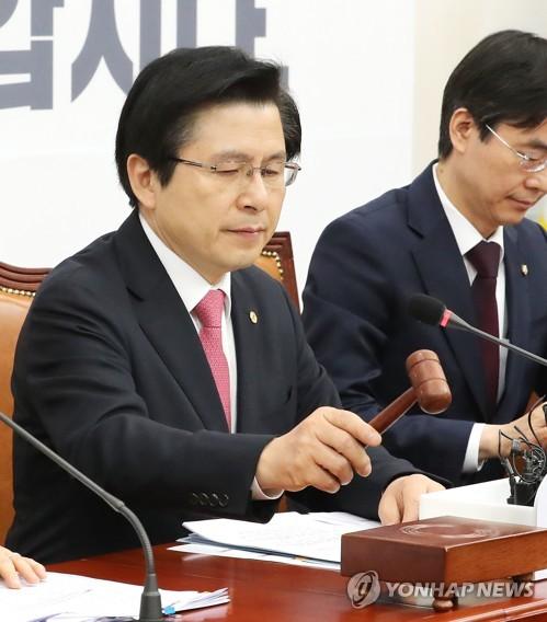 """한국당, '공천 요직'에 친박 포진…""""탕평 어긋나"""" 지적도"""