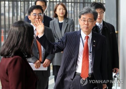 김현종, 비밀리 출국…'포스트 하노이' 대책 물밑 조율하나