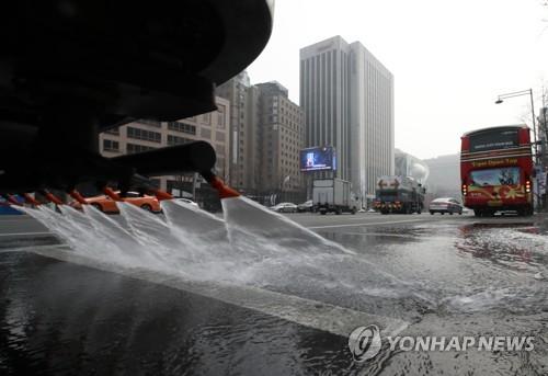 내일 전국서 미세먼지 비상저감조치…수도권 사상 첫 6일 연속