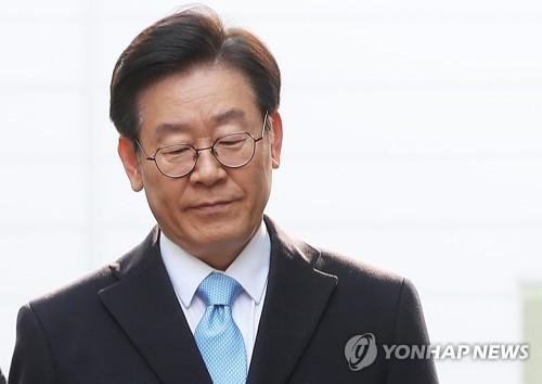 이재명 '친형 강제입원' 핵심증인 2명 출석 '차일피일'