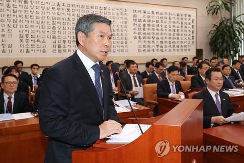 """정경두 """"북한 핵·미사일 시설 면밀하게 파악하고 있어"""""""