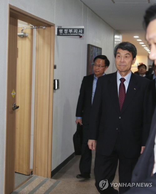 """이동걸 산은 회장 """"내달 초 대우조선 실사"""""""
