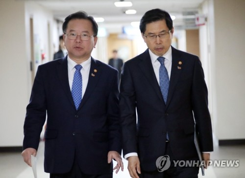 """박상기 """"김학의·장자연 사건, 진상조사 후 재수사 착수"""""""